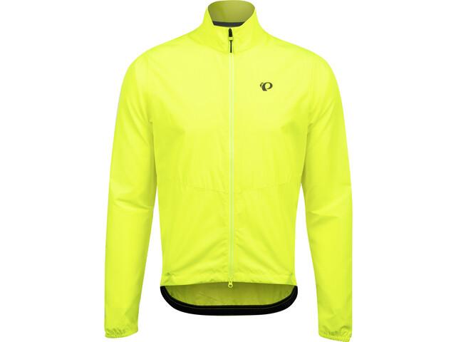 PEARL iZUMi Quest Barrier Jacket Men screaming yellow
